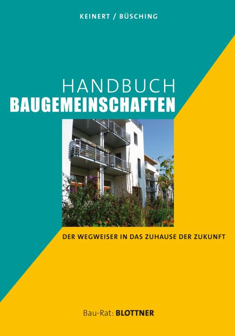 Buchcover Handbuch Baugemeinschaften